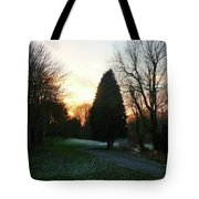 Figgate Sunset Tote Bag