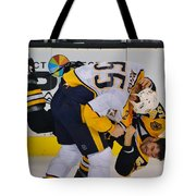 Fight Fight Fight Tote Bag