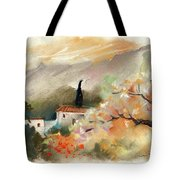 Finca On The Costa Blanca 05 Tote Bag