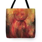 Fire Earth Latte Stone Tote Bag