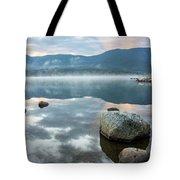 First Light Reflection Tote Bag