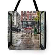 021 - First Snow Tote Bag