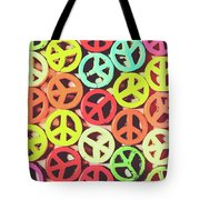 Flares Of Freedom Tote Bag