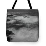 Flat Water Surface Tote Bag