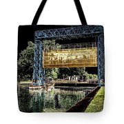 Flood Gate Tote Bag