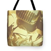 Floorshow Tote Bag