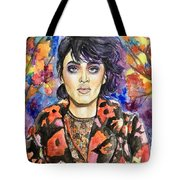 Florals For Fall Tote Bag