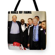 Florida Boxing Hall Of Fame Inaugural Event 2009 Tote Bag