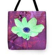 Flower 2918 Tote Bag