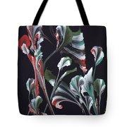 Flower Dance Tote Bag