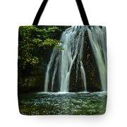 Flowing Falls  Tote Bag