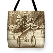 Fly Away With My Heart Tote Bag