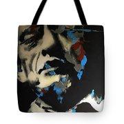 Folsom Blues _ Johnny Cash  Tote Bag