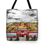 Forbidden City 2 201909 Tote Bag