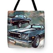 Ford Ranchero 500 Tote Bag