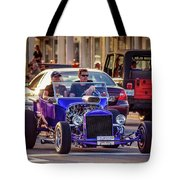 Ford T-bucket Hot Rod Tote Bag