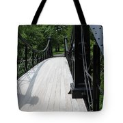 Forest Park Walkway 2019 Tote Bag