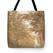 Forest Road Wi  Tote Bag