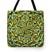 Forms Of Nature #14 Tote Bag