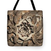 Forms Of Nature #16 Tote Bag