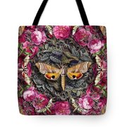 Forms Of Nature #17 Tote Bag