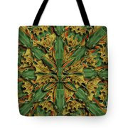 Forms Of Nature #18 Tote Bag