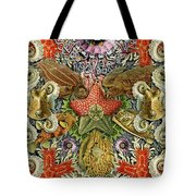 Forms Of Nature #2 Tote Bag
