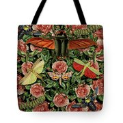 Forms Of Nature #22 Tote Bag