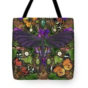 Forms Of Nature #3 Tote Bag