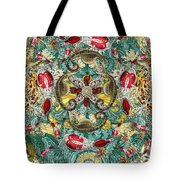 Forms Of Nature #4 Tote Bag