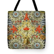 Forms Of Nature #5 Tote Bag