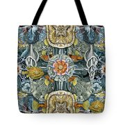 Forms Of Nature #6 Tote Bag