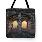Four Windows Tote Bag