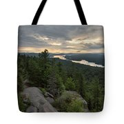 Fourth From Rondaxe Tote Bag by Brad Wenskoski