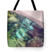 Fractured Glass Tote Bag