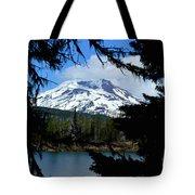 Framed - South Sister Tote Bag