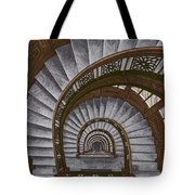 Frank Lloyd Wright - The Rookery Tote Bag
