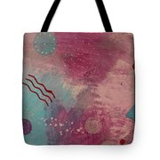Free Form 4 Tote Bag