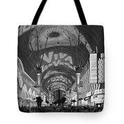 Fremont Street Experience, Las Vegas Tote Bag