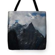 French Alps Region II Tote Bag