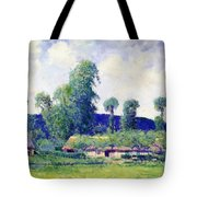 French Farm Tote Bag