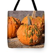 Fresh Butternut Pumpkins Tote Bag