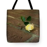 Friendship Rose Tote Bag