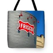 Frisco Museum  Tote Bag