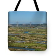 From Algarve To Andalusia Tote Bag