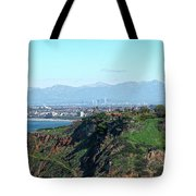 From Pv To La Tote Bag by Michael Hope