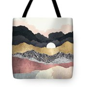 Frost Reflection Tote Bag