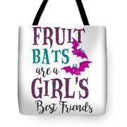 Fruit Bat Conservation Halloween Flying Fox Women Light Tote Bag