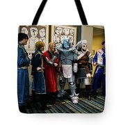 Fullmetal Alchemist Cosplayers Tote Bag