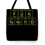 Fun Teacher Teachers Assistant Design Yellow Tote Bag